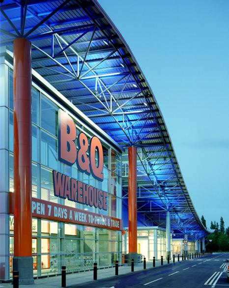 B&Q Belvedere – Retail Warehouse