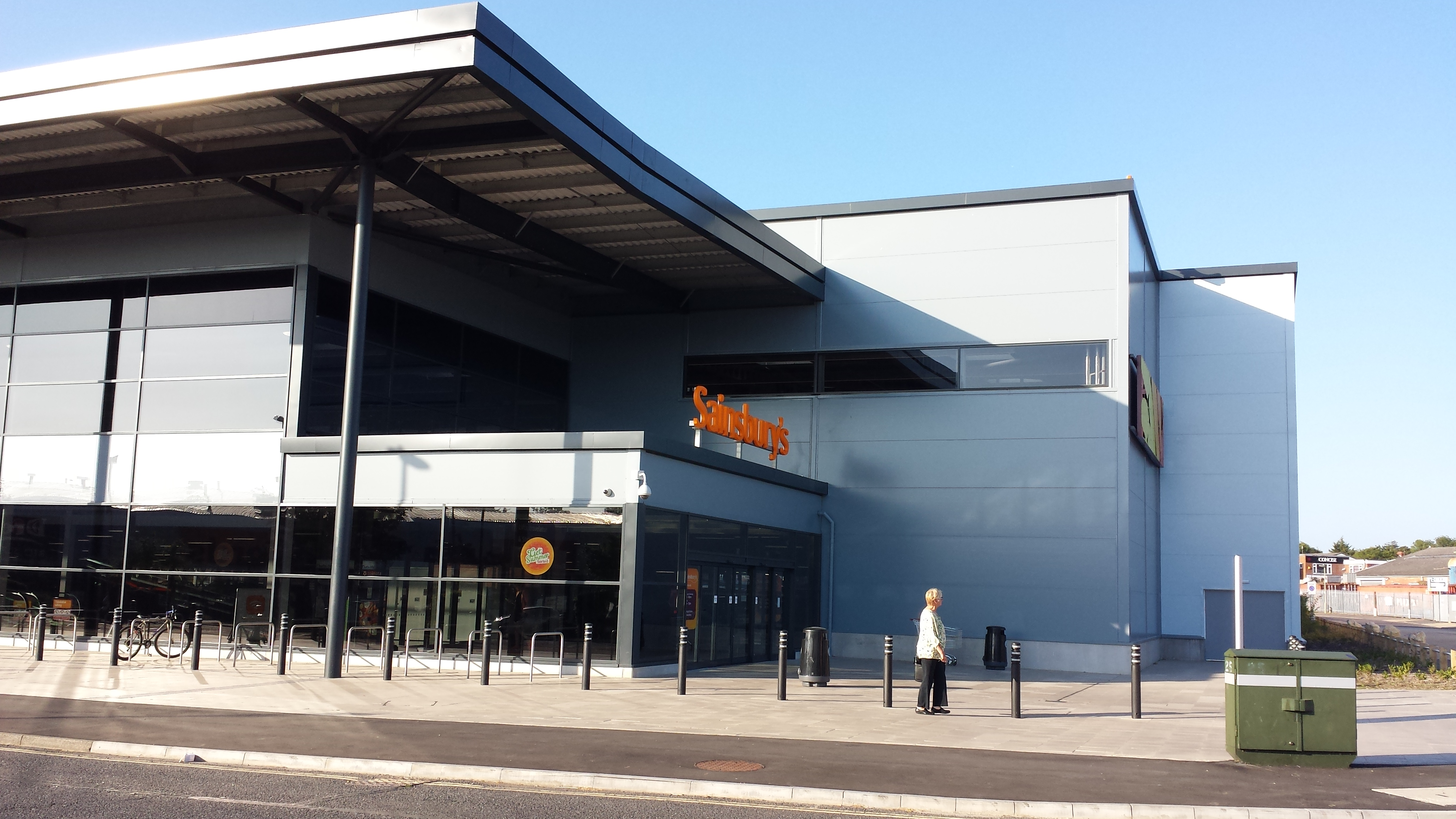 Waterlooville Supermarket