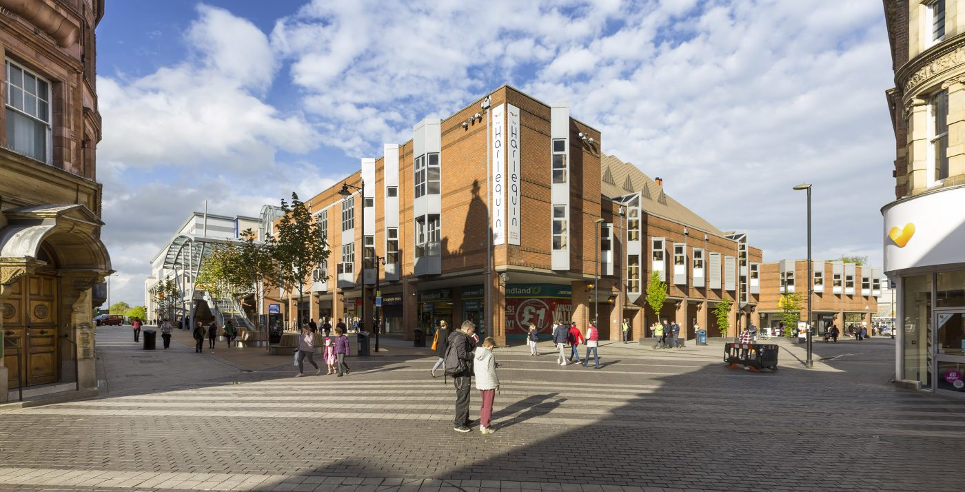 Regeneration Project, Sainsburys & Travelodge, Redhill