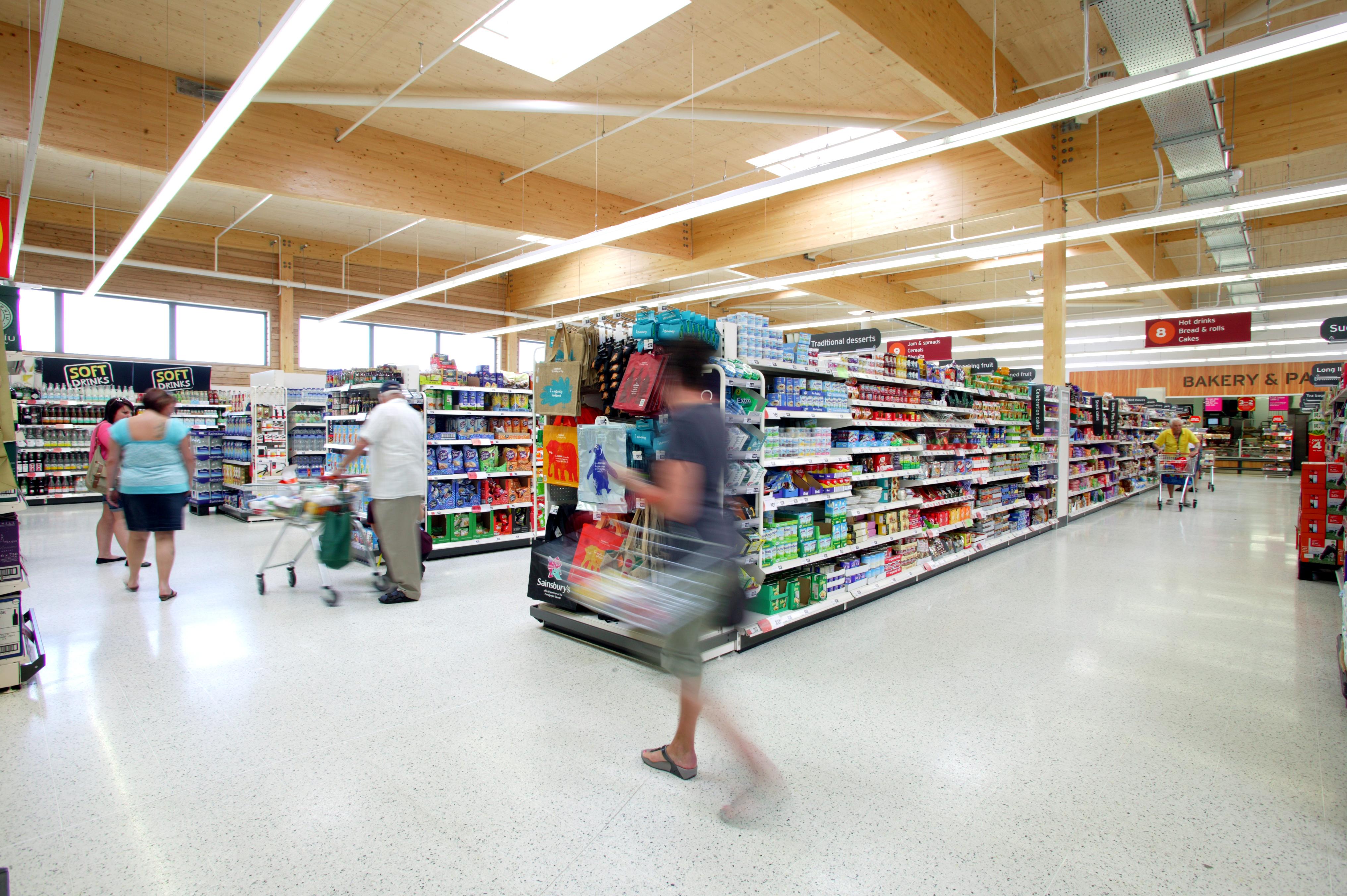 Sustainable Supermarket – Dawlish