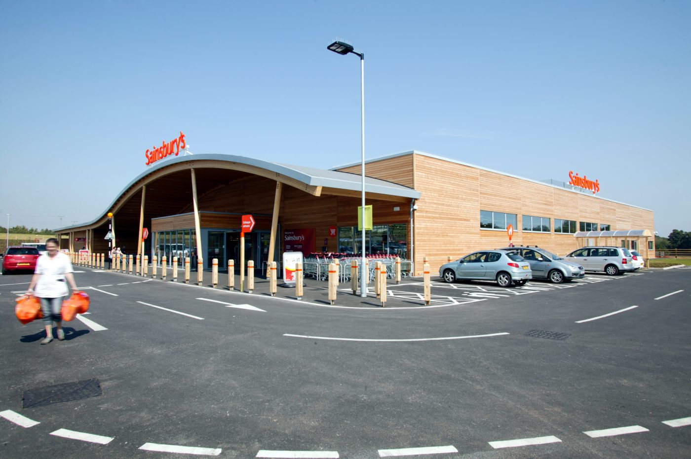 Sainsburys, Dawlish