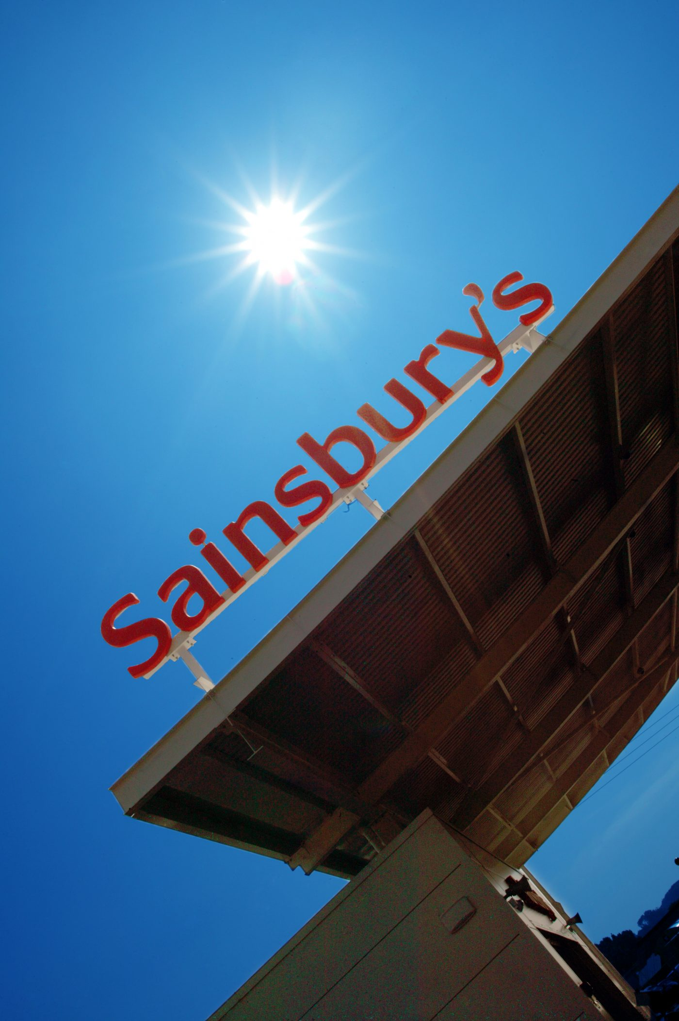 Sustainable Architecture, Sainsburys, Dawlish