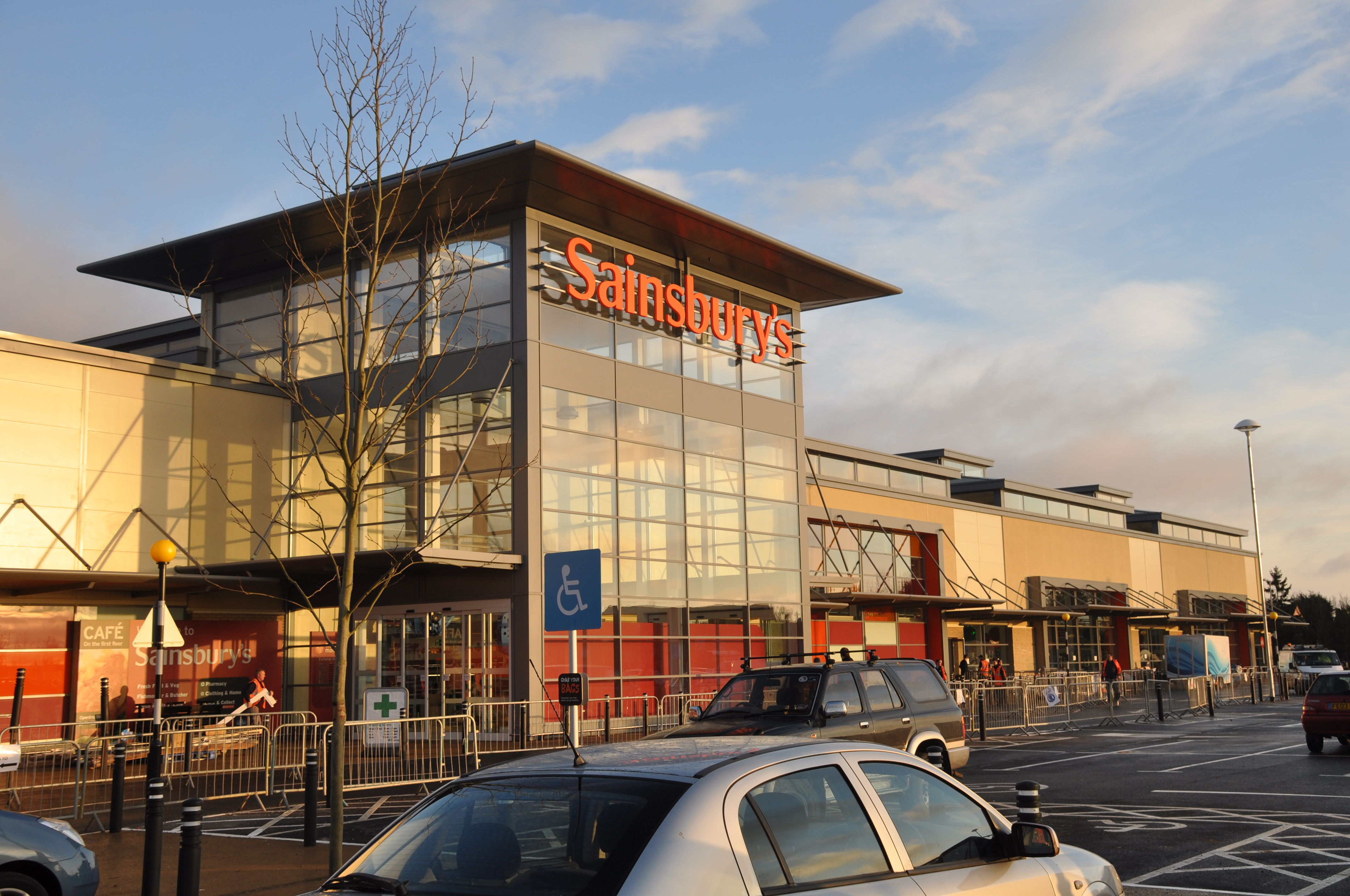 Retail Architecture – Colchester Stanway