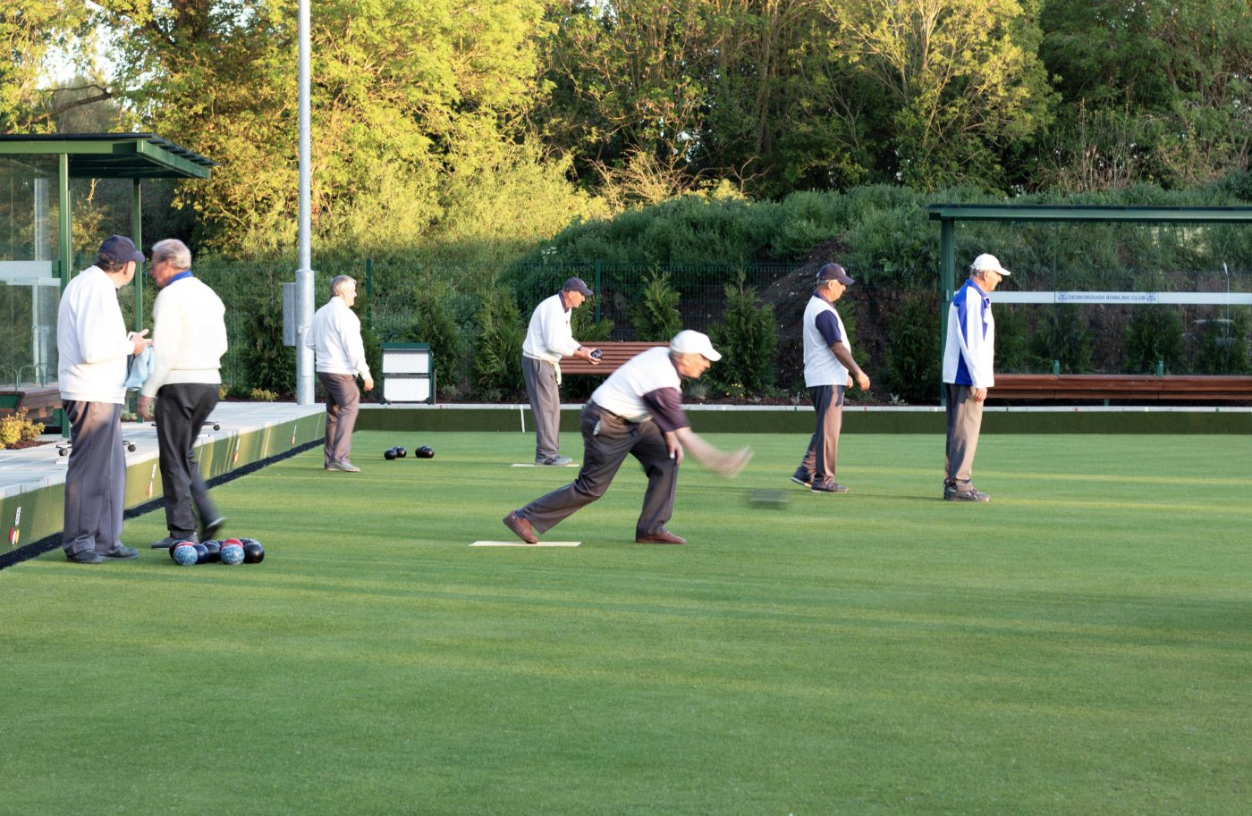 Desborough Bowling Club
