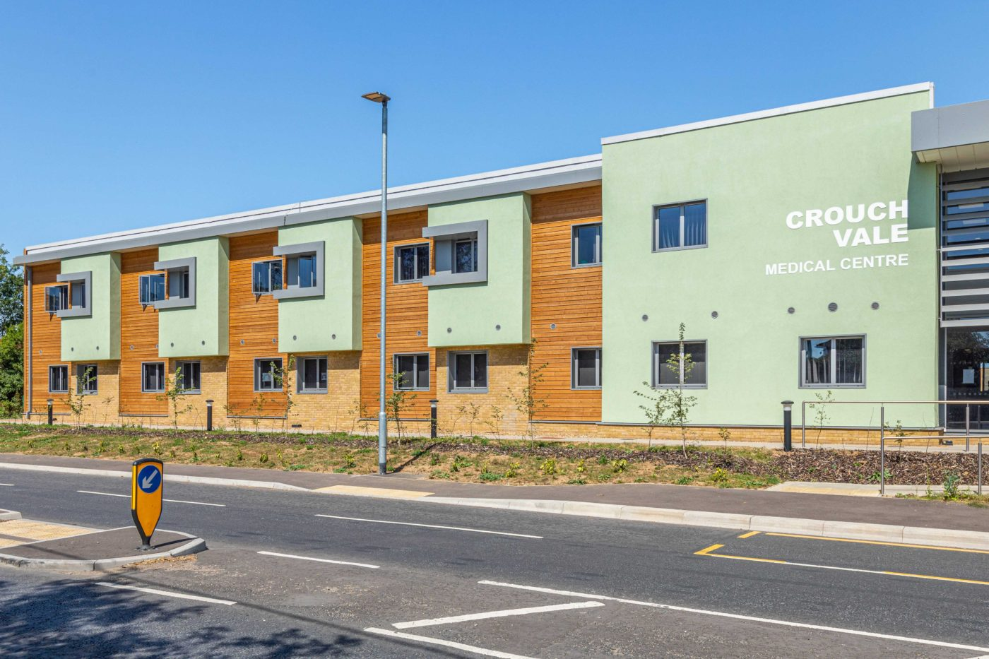 Crouch Vale Medical Centre, South Woodham Ferrers